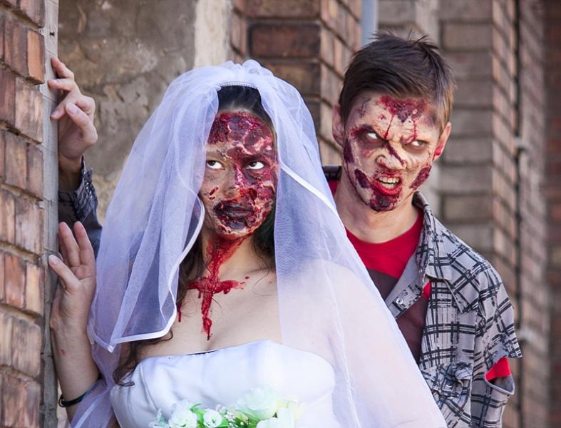 Zombi házasság
