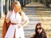 Modellfotózás Kőbányán Larissza & Lilli