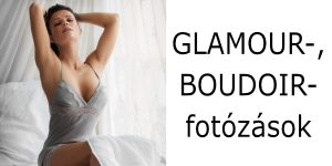glamour boudoir fotozás